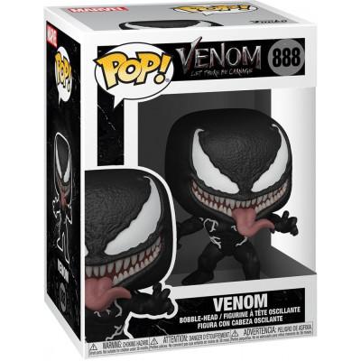 Фигурка Funko Головотряс Venom: Let There Be Carnage - POP! - Venom 56304 (9.5 см)