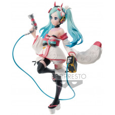 Фигурка Vocaloid - ESPRESTO est ~Dress & Pattern~ - Racing Miku (2020 Kimono Ver.) (18 см)