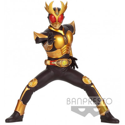Фигурка Banpresto Kamen Rider - Hero's Brave Statue Figure - Kamen Rider Agito (Ground Form) (Ver.B) BP17787P (13 см)