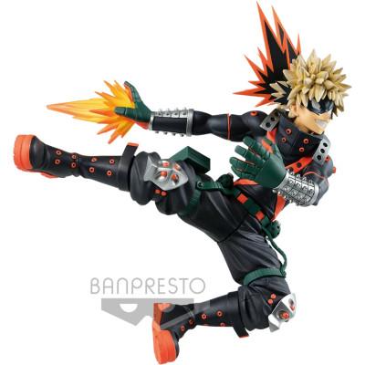 Фигурка Banpresto My Hero Accademia -The Amazing Heroes Vol.14 - Katsuki Bakugo BP17617P (12 см)