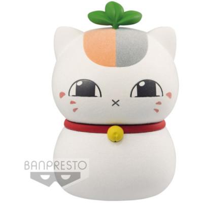 Фигурка Banpresto Natsume's Book of Friends - Fluffy Puffy - Nyanko Sensei (Ver.3) BP17596P (7 см)