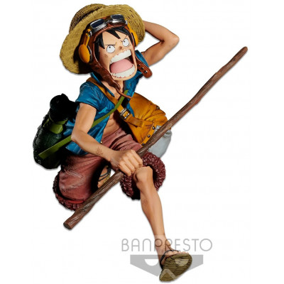 Фигурка Banpresto One Piece - Chronicle Figure Colosseum 4 Vol.1 - Monkey D.Luffy BP17368P (18 см)