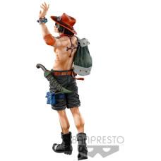 Фигурка One Piece - World Figure Colosseum 3 - Super Master Stars Piece The Portgas D.Ace (Brush Ver.) (30 см)