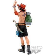 Фигурка One Piece - World Figure Colosseum 3 - Super Master Stars Piece The Portgas D.Ace (Original Ver.) (30 см)