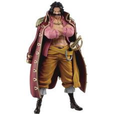 Фигурка One Piece - DXF ~The Grandline Men~ Wanokuni Vol.12 - Gol D.Roger (17 см)