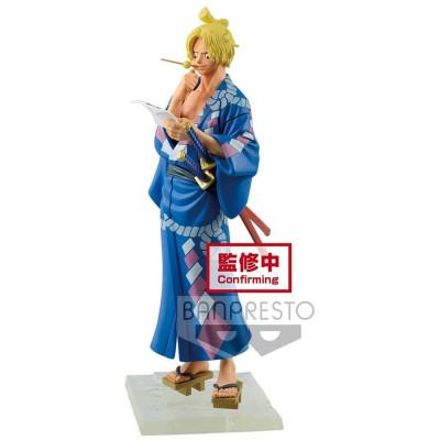 Фигурка Banpresto One Piece - Magazine Figure A Piece of Dream #2 Vol.1 - Sabo BP17641P (18 см)