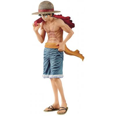 Фигурка Banpresto One Piece - Magazine Figure Vol.2 - Monkey D.Luffy BP35933P (22 см)