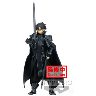 Фигурка Banpresto Sword Art Online: Alicization Rising Steel - Integrity Knight Kirito BP17825P (17 см)