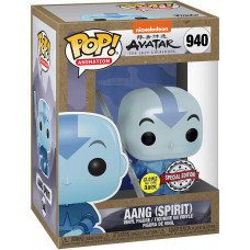 Фигурка Avatar: The Last Airbender - POP! Animation - Aang (Spirit) (Glows in the Dark) (Exc) (9.5 см)