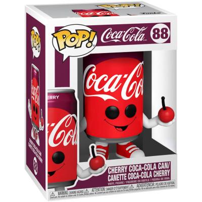 Фигурка Funko Coca-Cola - POP! - Cherry Coke Coca-Cola Can/Canette Coca-Cola Cherry (Exc) 55659 (9.5 см)