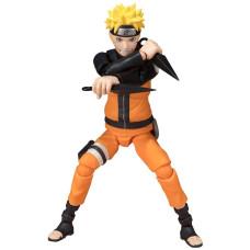 Фигурка Naruto Shippuden - S.H.Figuarts - Naruto Uzumaki (Best Selection) (New Packaging Ver.) (14 см)