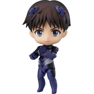 Фигурка Good Smile Rebuild of Evangelion - Nendoroid - Shinji Ikari (Plugsuit Ver.) G12225 (10 см)