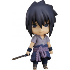 Фигурка Naruto Shippuden - Nendoroid - Sasuke Uchiha (2nd re-run) (10 см)