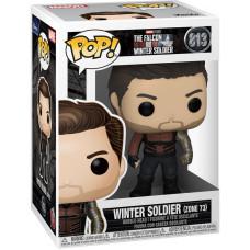 Головотряс The Falcon & Winter Soldier - POP! - Winter Soldier (Zone 73) (9.5 см)