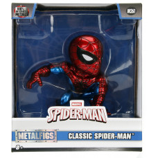 Фигурка Marvel Comics - Metalfigs - Classic Spider-Man (10 см)