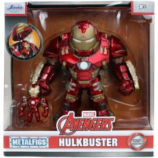 Набор фигурок Avengers - Metalfigs - Hulkbuster (4-16.5 см)