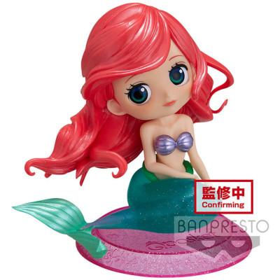 Фигурка Banpresto The Little Mermaid - Q posket Disney Characters - Ariel (Glitter Line) BP17861P (10 см)