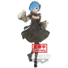 Фигурка Re:Zero Starting Life in Another World - Rem (Gothic Ver.)  (22 см)