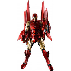 Фигурка Avengers: Tech-On Avengers - S.H.Figuarts - Iron Man (15.5 см)
