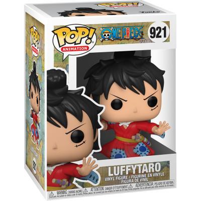 Фигурка Funko One Piece - POP! Animation - Luffytaro 54460 (9.5 см)