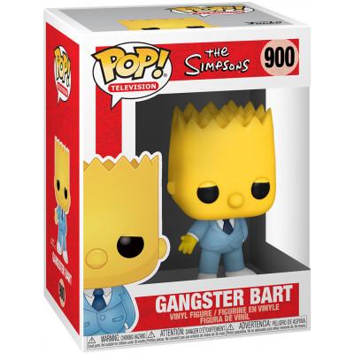 Фигурка Funko The Simpsons - POP! TV - Gangster Bart 52947 (9.5 см)