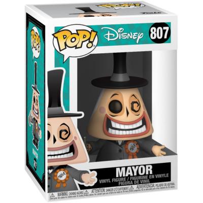 Фигурка Funko Nightmare Before Christmas - POP! - Mayor 57469 (9.5 см)