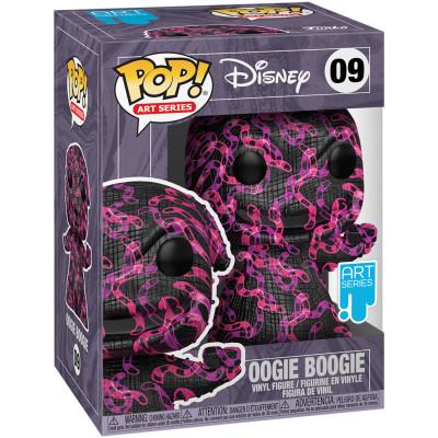Фигурка Funko Nightmare Before Christmas - POP! Art Series - Oogie Boogie 49302 (9.5 см)