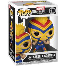 Головотряс Lucha Libre - POP! - La Estrella Cosmica (Marvel Edition) (9.5 см)