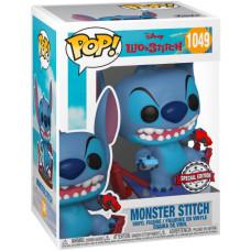 Фигурка Lilo & Stitch - POP! - Monster Stitch (Exc) (9.5 см)