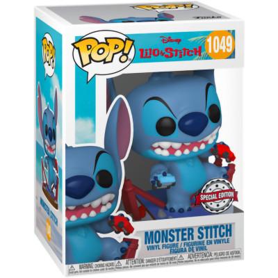 Фигурка Funko Lilo & Stitch - POP! - Monster Stitch (Exc) 56119 (9.5 см)