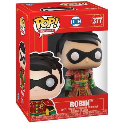 Фигурка Funko DC Comics - POP! Heroes - Robin (Imperial Palace) 52430 (9.5 см)
