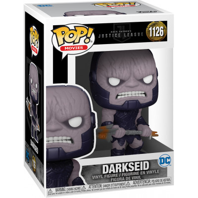 Фигурка Funko Zack Snyder's Justice League - POP! Movies - Darkseid 57359 (9.5 см)