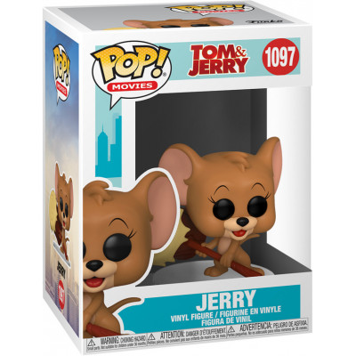 Фигурка Funko Tom & Jerry - POP! Movies - Jerry 55749 (9.5 см)