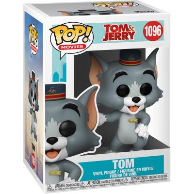 Фигурка Funko Tom & Jerry - POP! Movies - Tom 55748 (9.5 см)