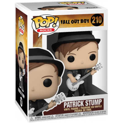 Фигурка Funko Fall Out Boy - POP! Rocks - Patrick Stump 53006 (9.5 см)