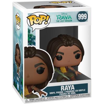 Фигурка Funko Raya and the Last Dragon - POP! Movies - Raya (Warrior Pose) 50549 (9.5 см)