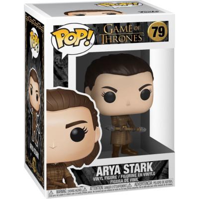 Фигурка Funko Game of Thrones - POP! TV - Arya with Two Headed Spear 44819 (9.5 см)