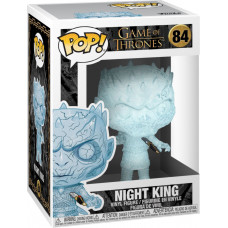 Фигурка Game of Thrones - POP! TV - Crystal Night King with Dagger in Chest (9.5 см)
