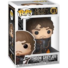 Фигурка Game of Thrones - POP! TV - Theon with Flaming Arrows (9.5 см)