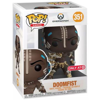 Фигурка Funko Overwatch - POP! Games - Leopard Doomfist (Exc) 44773 (9.5 см)