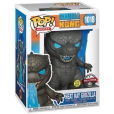 Фигурка Godzilla Vs Kong - POP Movies - Heat Ray Godzilla (Glows in the Dark) (Exc) (9.5 см)