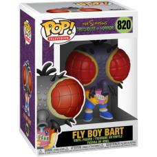 Фигурка The Simpsons: Treehouse of Horror - POP! TV - Fly Boy Bart (9.5 см)