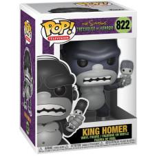 Фигурка The Simpsons: Treehouse of Horror - POP! TV - King Homer (9.5 см)