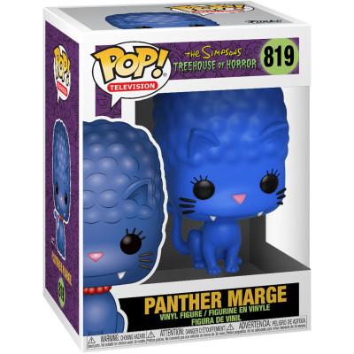 Фигурка Funko The Simpsons: Treehouse of Horror - POP! TV - Panther Marge 39718 (9.5 см)