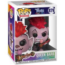 Фигурка Trolls World Tour - POP! Movies - Queen Barb (9.5 см)