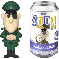 Фигурка The Adventures of Rocky and Bullwinkle and Friends - Vinyl SODA - Fearles Leadr (7.6 см)