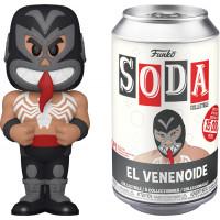 Фигурка Lucha Libre - Vinyl SODA - El Venenoide (Marvel Edition) (7.6 см)