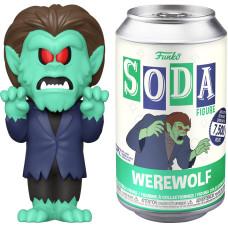 Фигурка Scooby Doo - Vinyl SODA - Werewolf (7.6 см)