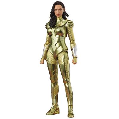 Фигурка Tamashii Nations Wonder Woman 1984 - S.H.Figuarts - Golden Armor Wonder Woman 604996 (15 см)