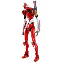Фигурка Rebuild of Evangelion - The Robot Spirits: Side Eva - EVA Unit-02 & S-Type Equipment (17 см)